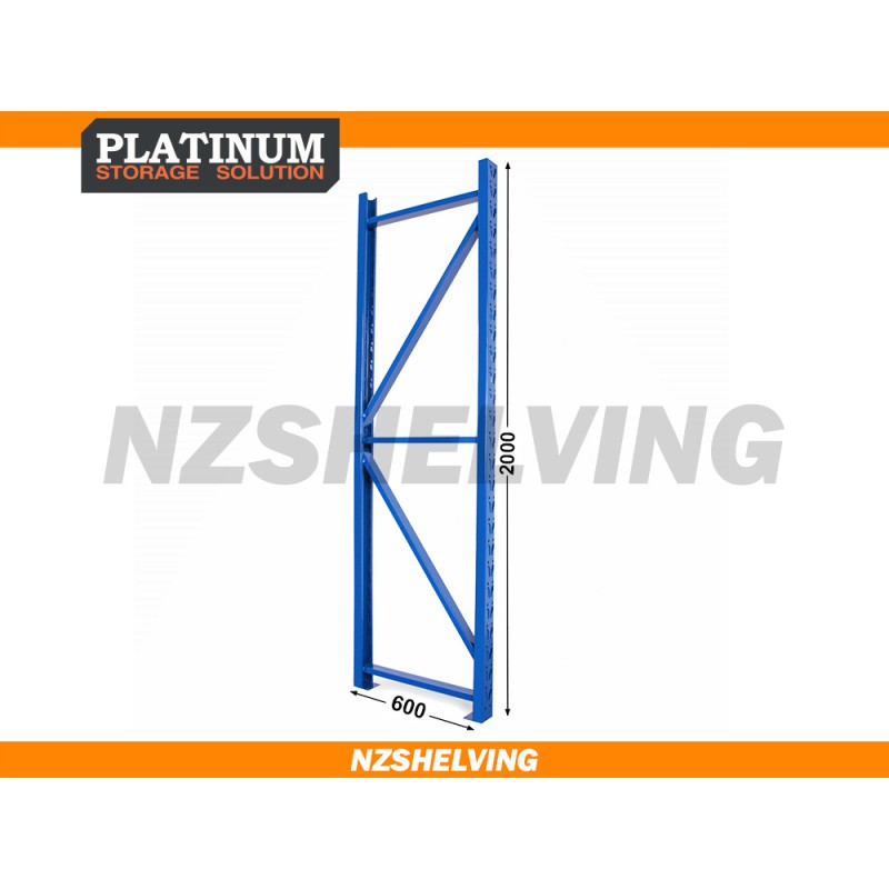 Heavy Duty Extra Upright 2.0m High