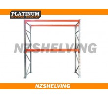 Single Bay 3.0M Pallet Racking