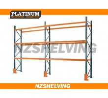 Double Bay 4.2M Pallet Racking
