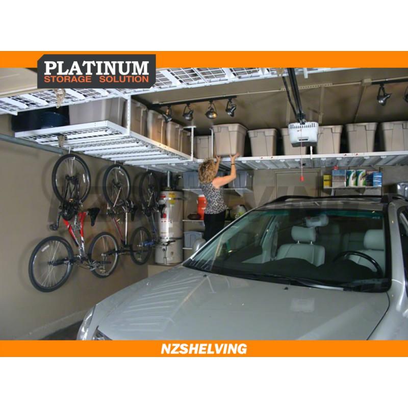 4x6 Adjustable Ceiling Rack/ Overhead Storage Rack