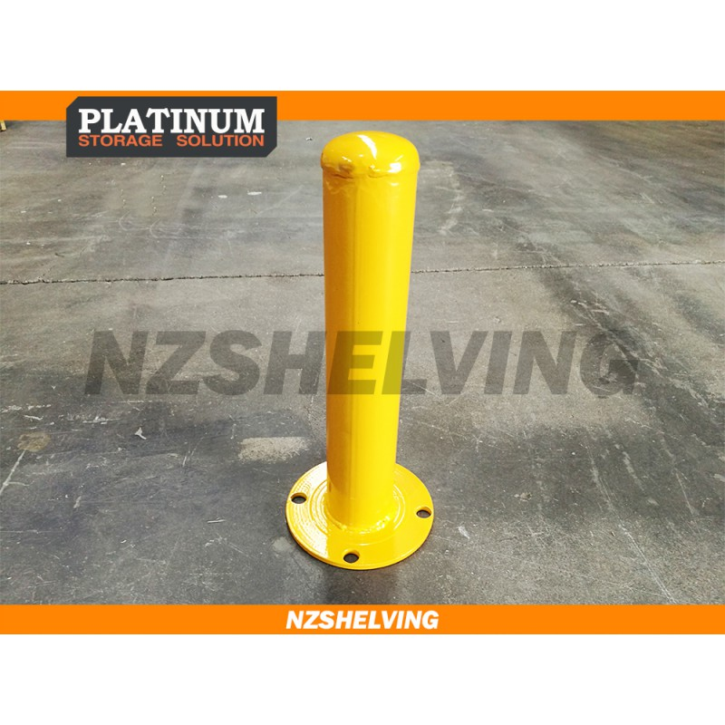 Pallet Racking Foot Protector Round