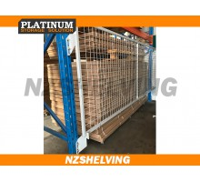 Pallet Racking Safety Guard, Safety Mesh, Racking Fence